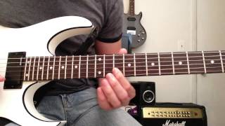 """""""Muevete"""" por Marcos Witt: Intro, acordes y solo (DETALLADO) 720p"""