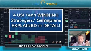 4 WINNING USI Tech Strategies Explained in DETAIL with USI Tech Calculator!
