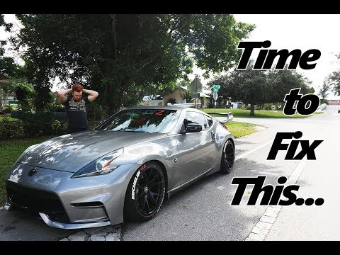 Nissan 370z/350z : The Biggest FLAW and How to FIX IT | Danny Z