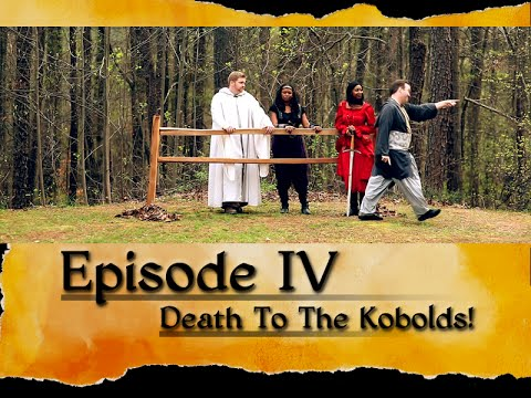 Suspension of Disbelief: Episode 4, Death To The Kobolds