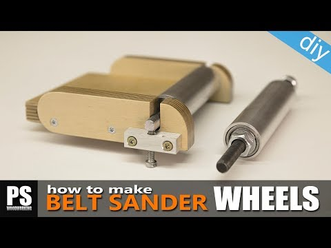 Diy Belt Sander How To Simply Make It Doovi