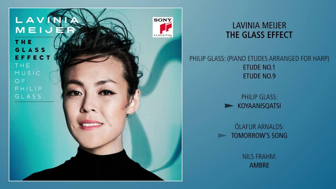 lavinia meijer speelt philip glass