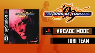 [PSX | Arcade Mode] The King of Fighters