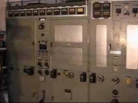 PW-15 Transmitter at Coast Station KSM