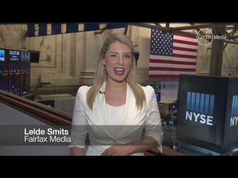 New York Stock Exchange: Australian Financial Review Report