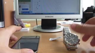 Casio EQB-500D-1A видео-обзор и настройка(, 2017-02-02T08:18:58.000Z)