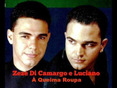 Zezé Di Camargo e Luciano - À Queima Roupa (1998)