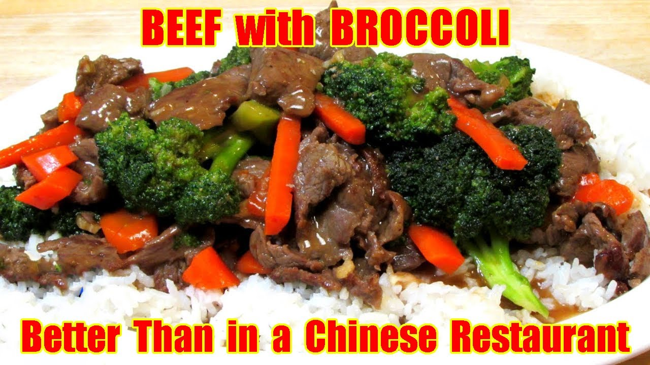 How to make best ever beef with broccoli chinese food recipe how to make best ever beef with broccoli chinese food recipe youtube forumfinder Image collections