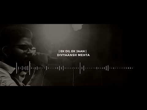 Ek Dil Ek Jaan - Padmaavat (Acoustic Cover)