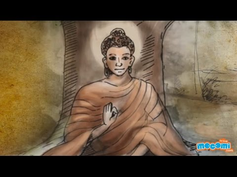 Gautam Buddha - His Life and Teachings   Mocomi Kids