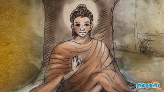 Gambar cover Gautam Buddha Story & Life Teachings | History of Ancient India | Educational Videos by Mocomi Kids