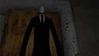 ROBLOX: SlenderMan #1 will always exist the focus!