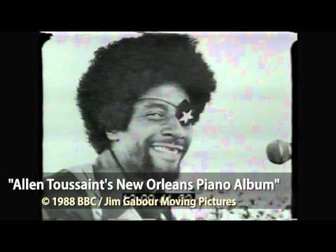 Allen Toussaint says James Booker 'He could do no wrong'