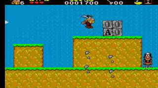Asterix And The Secret Mission - Gameplay Video 1