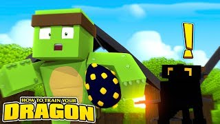 FINDING THE DRAGON EGG! (3/4) - How To Train Your Dragon w/TinyTurtle