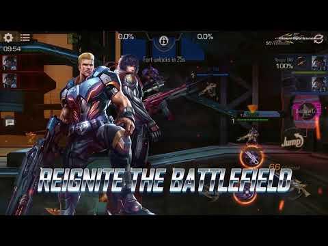 Contra Returns Gameplay Video EN