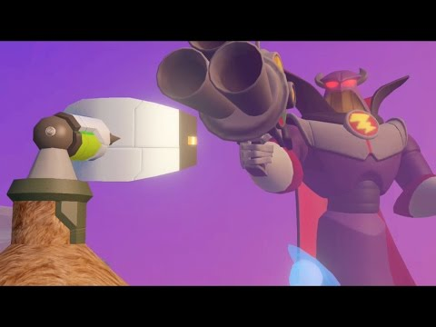 Disney Infinity - Toy Story In Space - Part 12