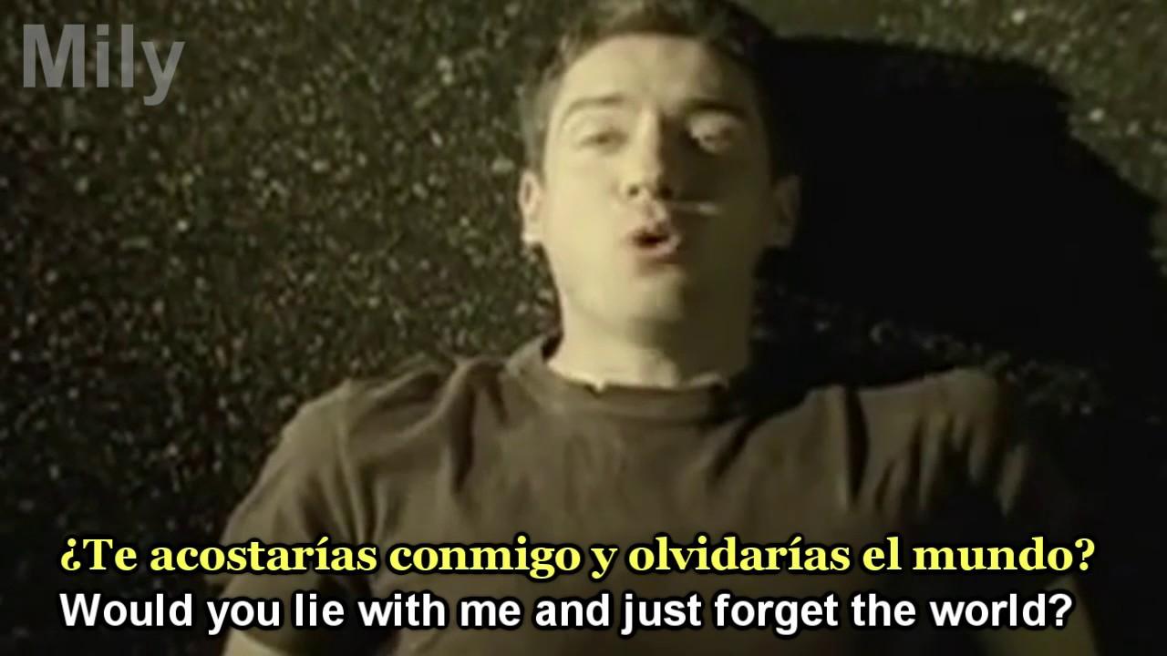 Chasing Cars Subtitulado Español Ingles