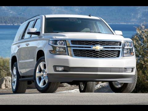 Chevrolet Tahoe Suv Youtube