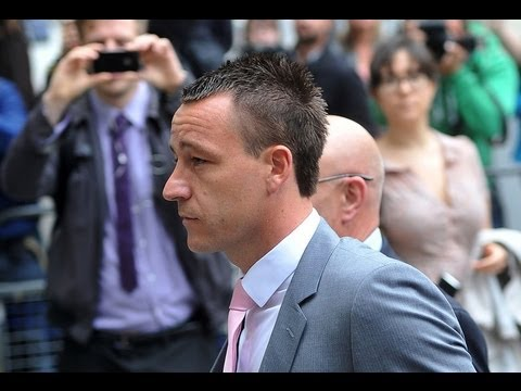 John Terry Racism Charge - Is The Chelsea Captain Guilty?