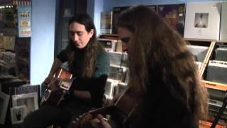 Alcest - Autre Temps - live & acoustic