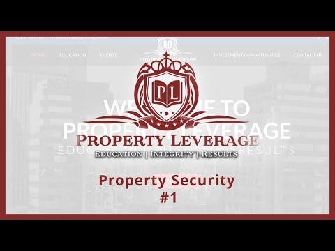 Property Security #1