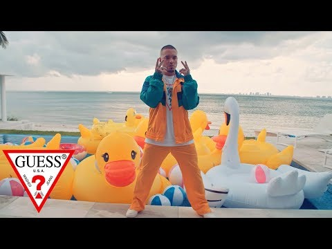 Behind The Scenes: GUESS Spring 2019 Campaign Feat. J Balvin (Extended Cut)