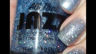 All That Jazz Nail Lacquer: Jennifer's - The Beauty Bleu-Print