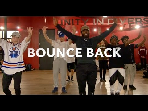 @BigSean - Bounce Back - Willdabeast Adams choreography #immaBEAST