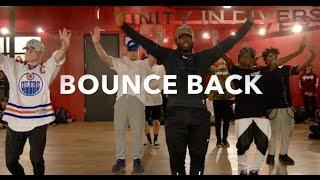 @BigSean Bounce Back Willdabeast Adams choreography #immaBEAST