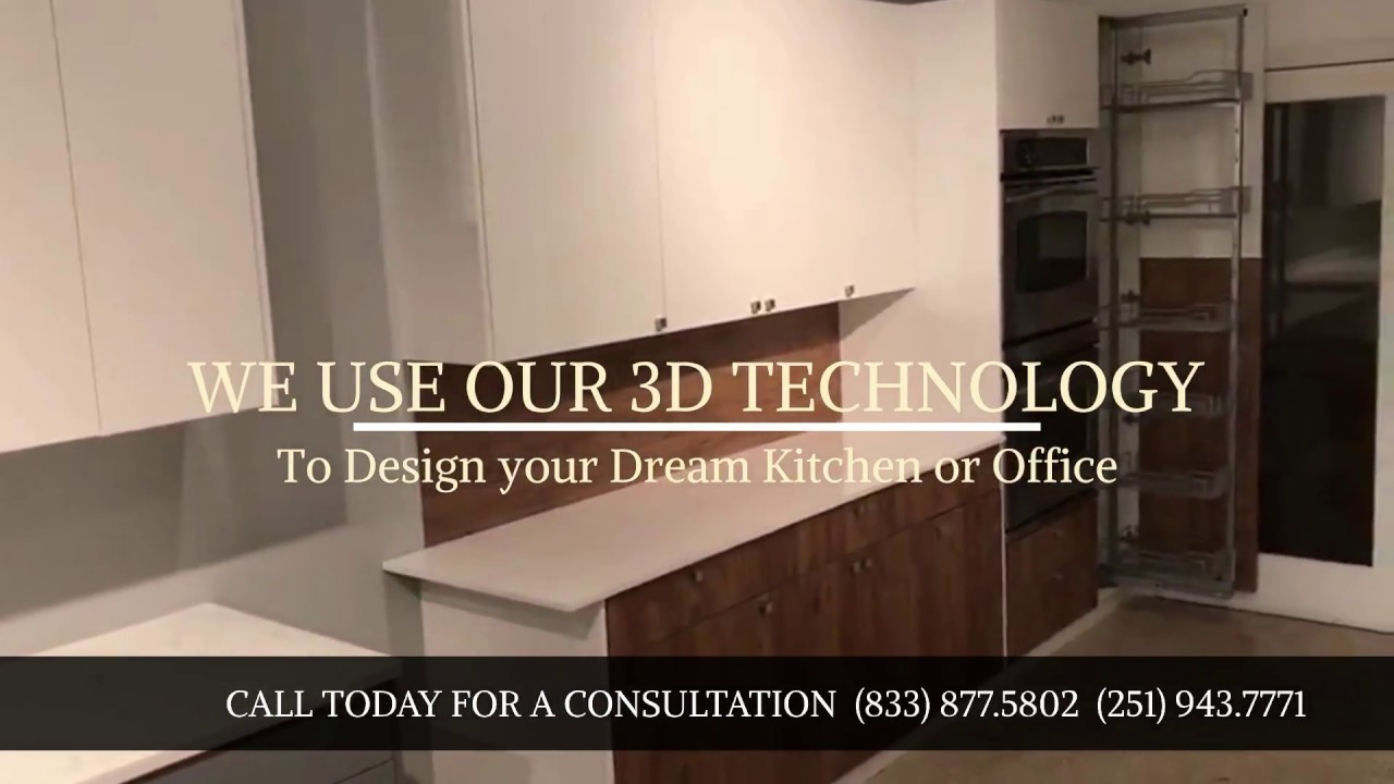 Pensacola Fl MEBEL Gulf Coast #1 Kitchen Cabinets Call 833.877.5802