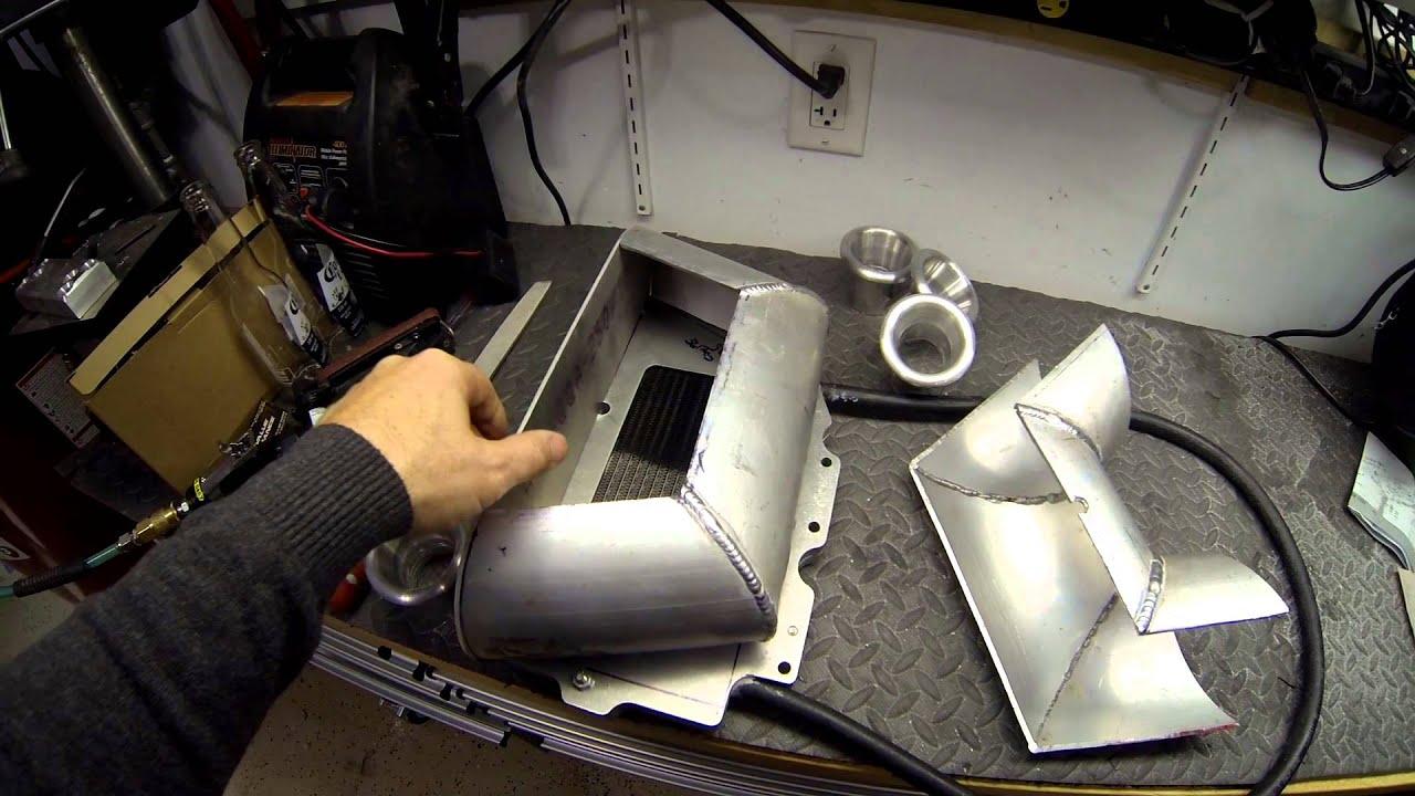Intake Manifold For Honda K24 Motor Supercharger Part 1