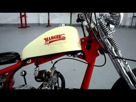 Margies 125cc Linea Custom Edicin RS