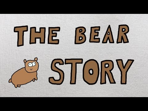 The Bear Story - Terribly Animated Stories