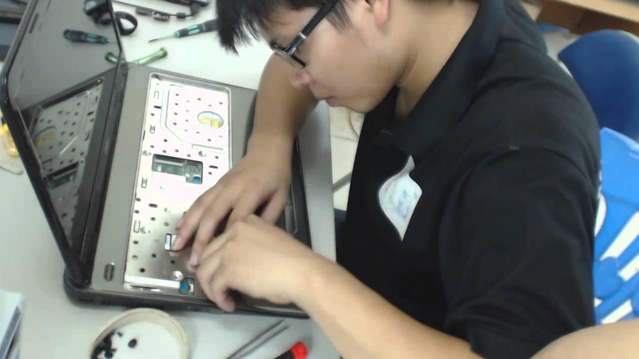 Vệ sinh bảo dưỡng Laptop Dell N5110