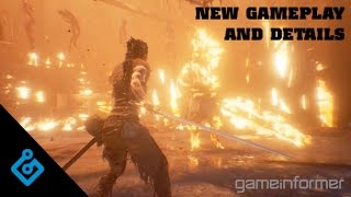 New Gameplay Shows Why Hellblade Isn't What You Think It Is