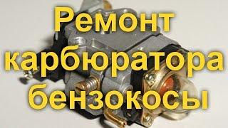 Ремонт бензокосы(Ремонт бензокосы Бензокоса является одним из главных инструментов дачника, используемого для быстрого..., 2016-06-15T13:51:26.000Z)