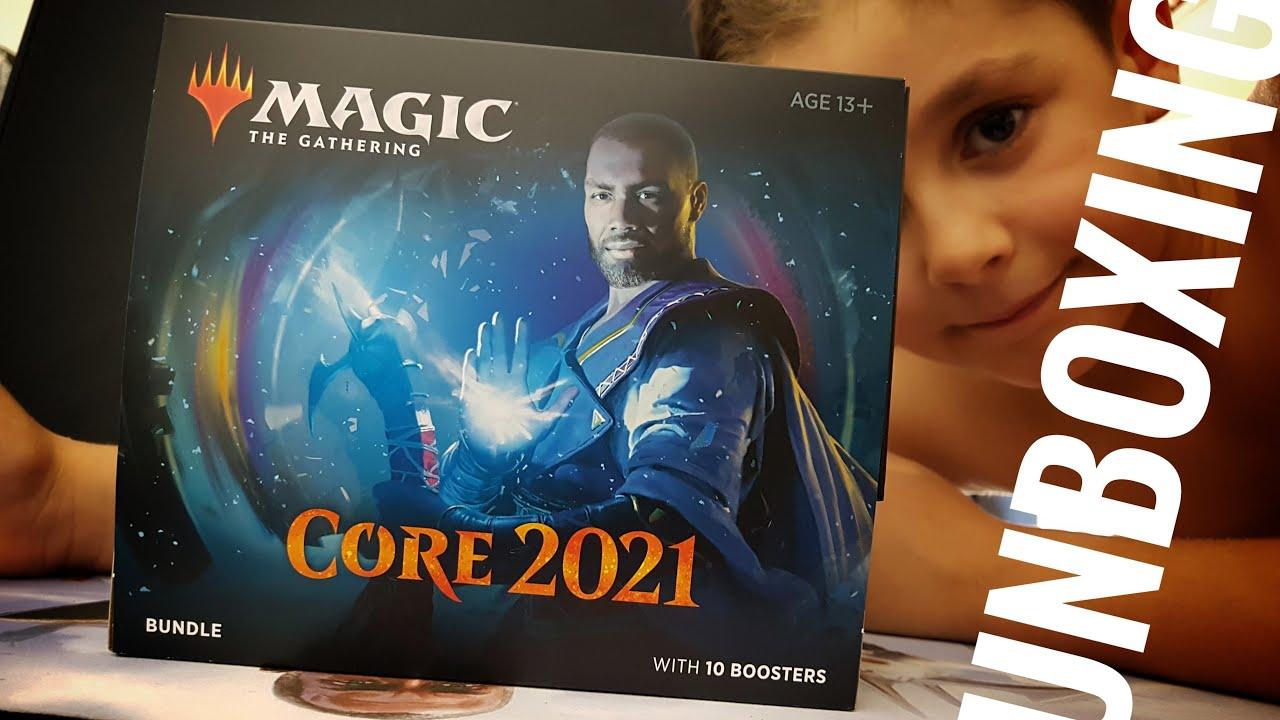 Bundle Magic 2021 • UNBOXING EN DIRECTO