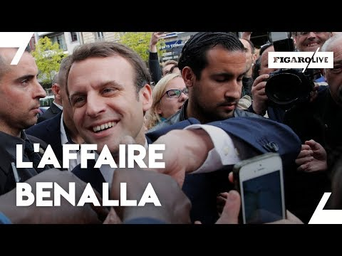 Affaire Benalla: intervention maladroite de l'Élysée!