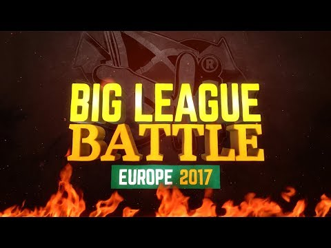 DHI EUROPE 2017 - BIG LEAGUE BATTLE