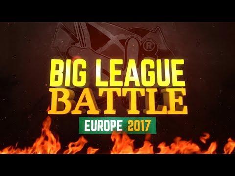 DHI EUROPE 2017 - BIG LEAGUE BATTLE