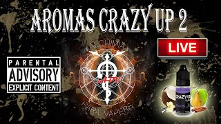 APV 105 Revisión aromas Crazy Up by Aromea 2