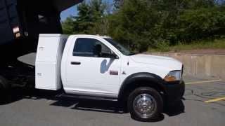 2011 Dodge Ram 5500 Dump Truck