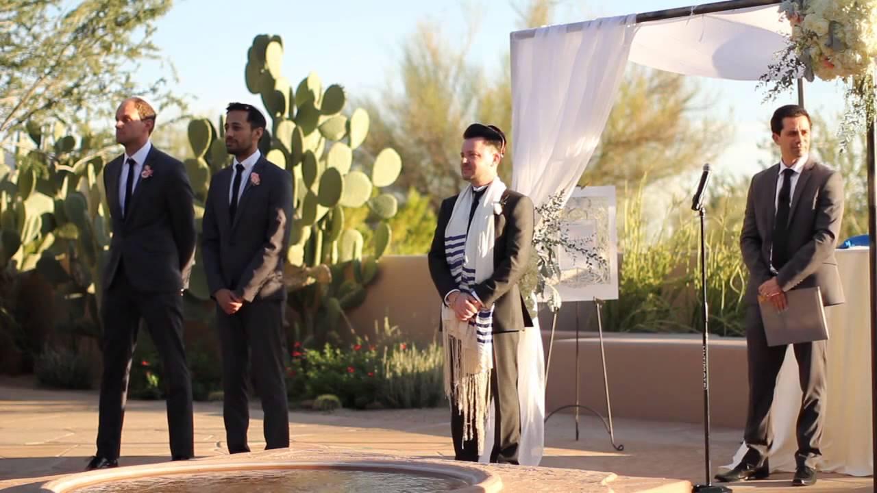 Dave Deb Wedding At Four Seasons Scottsdale Troon North