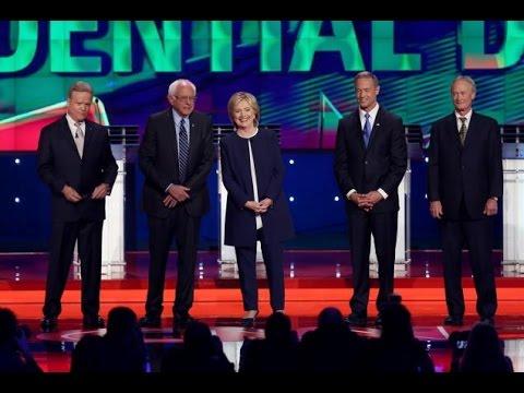 Presidential Debate - Second Democratic Presidential Debate 2016 - Debate 11/14/2015 - Full
