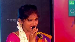 Senthil Rajalakshmi |அனைவரையும் அழ வைத்த பாடல் | G green Channel