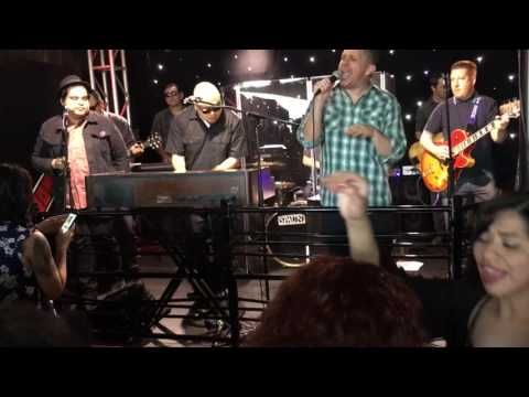 """""""Morning sun"""" Roger Rivas & the Brothers of Reggae (Al Barry cover) Live"""