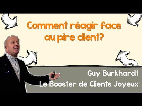 Comment réagir face au pire client?