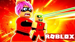 THE AMAZING 2 in ROBLOX Heroes of Robloxia Español