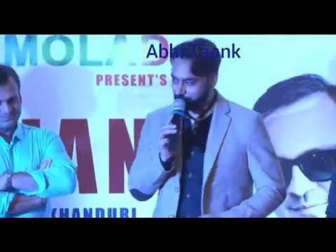Babbu maan di bombay industry ch pehli interview #maan jeha koi na